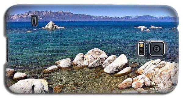 Clarity - Lake Tahoe Galaxy S5 Case