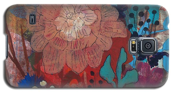 Galaxy S5 Case featuring the painting Clarity by Robin Maria Pedrero