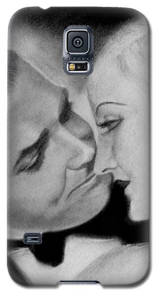 Clark Gable And  Carole Lombard Galaxy S5 Case
