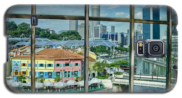 Clarke Quay Singapore Galaxy S5 Case