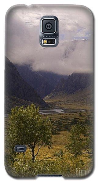 Clark's Fork Canyon Galaxy S5 Case