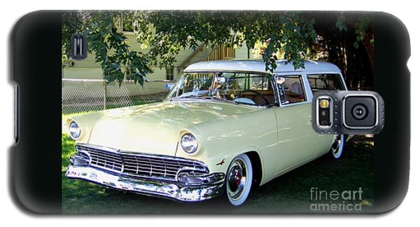 Classic 1956 Ford Ranch Wagon Galaxy S5 Case