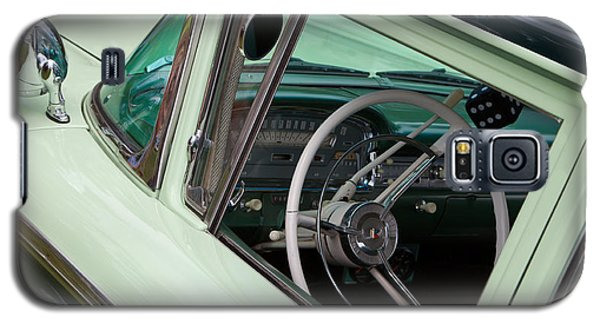 Classic Automobile Interior Galaxy S5 Case by Mick Flynn