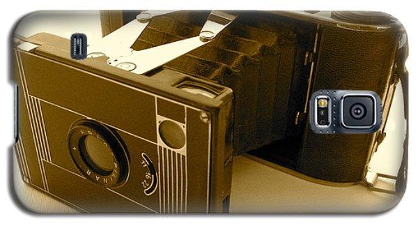 Classic Bellows Folding Camera Galaxy S5 Case