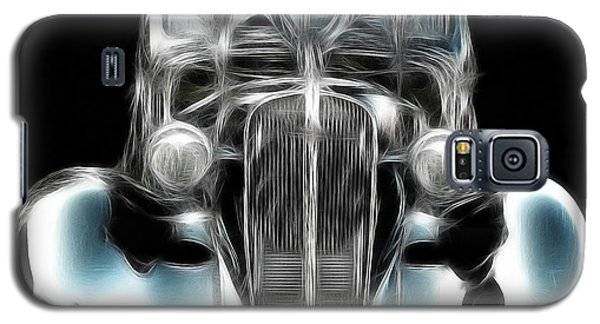 Galaxy S5 Case featuring the photograph Classic Car Abstract by JRP Photography