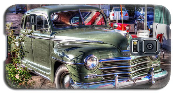 Galaxy S5 Case featuring the photograph Classic Car by Kevin Ashley