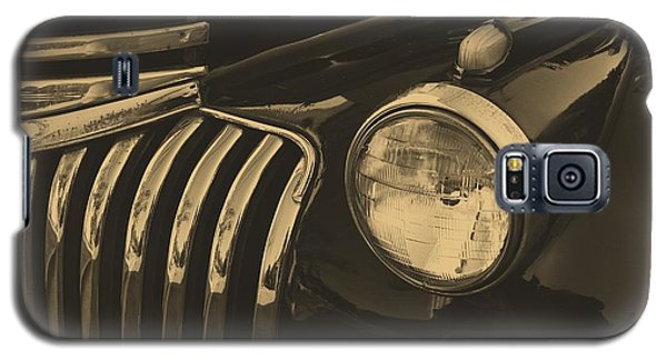 Galaxy S5 Case featuring the photograph Classic Chevy One by John S