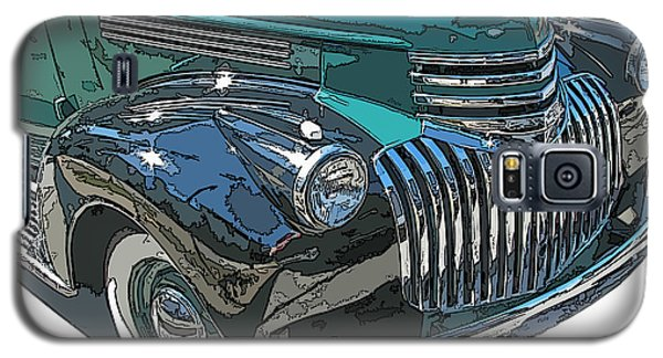 Classic Chevy Pickup 2 Galaxy S5 Case