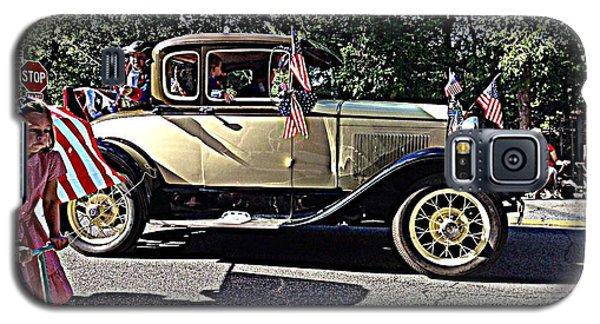 Classic Children's Parade Classic Car East Millcreek Utah 1 Galaxy S5 Case