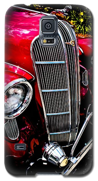 Galaxy S5 Case featuring the photograph Classic Dodge Brothers Sedan by Joann Copeland-Paul