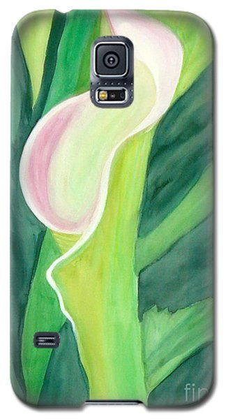 Classic Flower Galaxy S5 Case