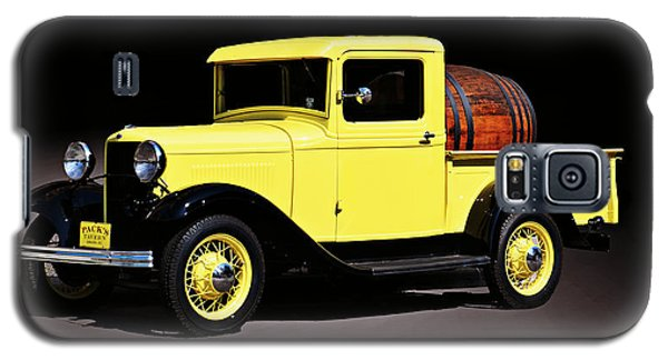 Classic Ford Truck Galaxy S5 Case