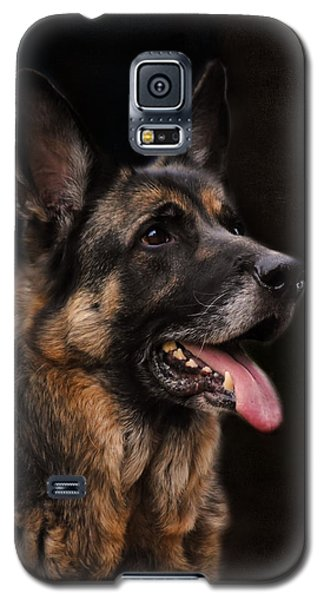Classic German Shepherd Galaxy S5 Case