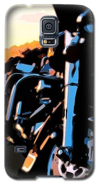 Classic Harley Galaxy S5 Case