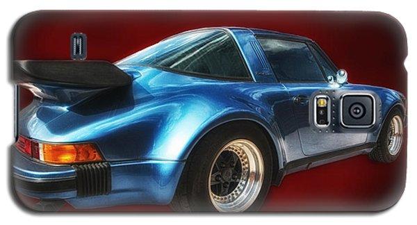 Galaxy S5 Case featuring the photograph Classic Porsche ... by Chuck Caramella