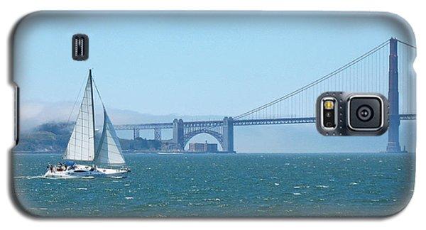 Classic San Francisco Bay Galaxy S5 Case