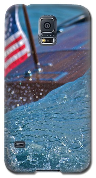 Classic Spray Galaxy S5 Case