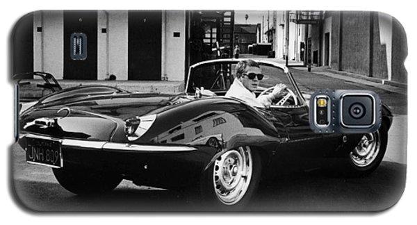 Classic Steve Mcqueen Photo Galaxy S5 Case