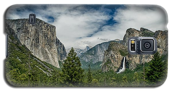 Classic Tunnel View Galaxy S5 Case