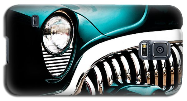 Classic Turquoise Buick Galaxy S5 Case