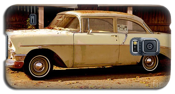 Classic Vintage Car Galaxy S5 Case