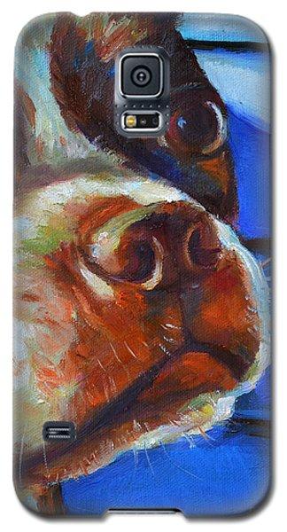 Classy Hank Galaxy S5 Case