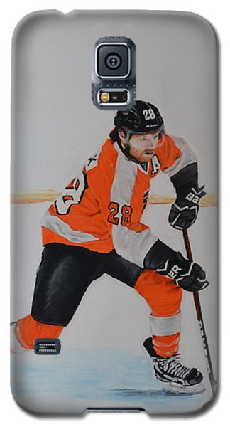 Claude Giroux Philadelphia Flyer Galaxy S5 Case