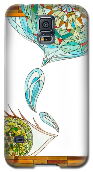 Cleansing Tears Galaxy S5 Case