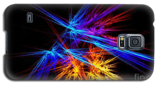Galaxy S5 Case featuring the digital art Clear Purpose by Steed Edwards