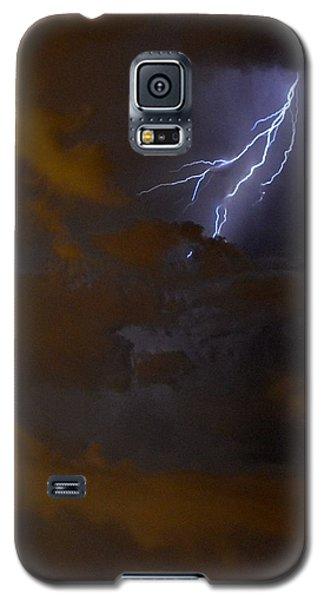 Clear Strike Galaxy S5 Case
