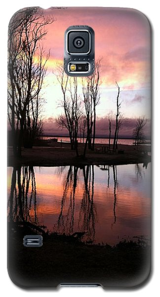 Clearing On The River Galaxy S5 Case