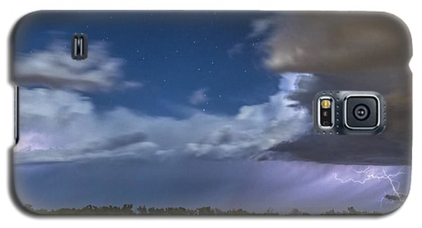 Galaxy S5 Case featuring the photograph Clearing Storm by Rob Graham
