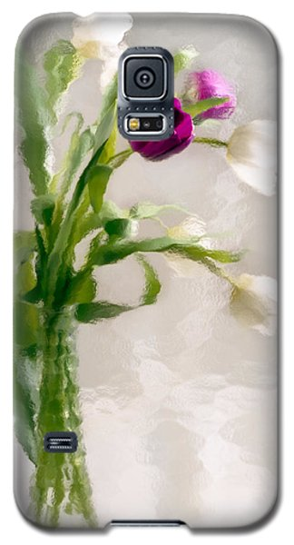 Galaxy S5 Case featuring the photograph Clearly Different by Penny Lisowski