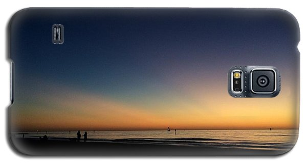 Clearwater Beach Sunset 1 Galaxy S5 Case