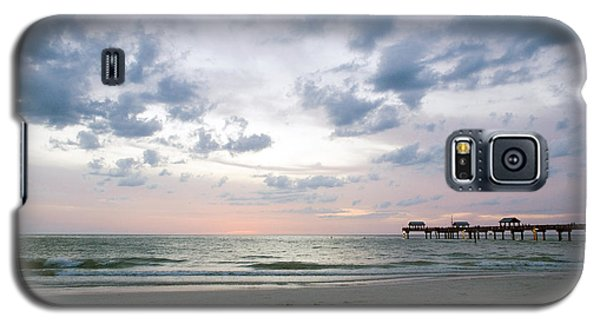 Clearwater Fishing Pier Galaxy S5 Case