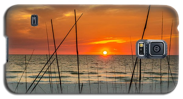 Clearwater Sunset 2 Galaxy S5 Case