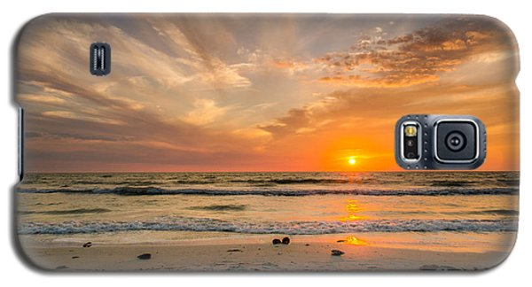 Clearwater Sunset Galaxy S5 Case