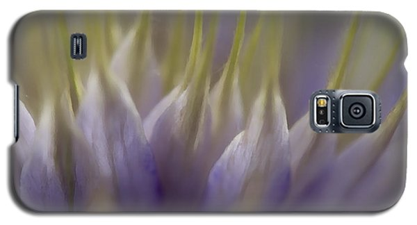 Clematis Study 3 Galaxy S5 Case
