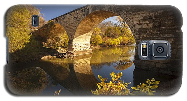 Clements Stone Arch Bridge Galaxy S5 Case
