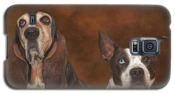 Cleopitra And Elvis  Galaxy S5 Case