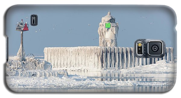 Cleveland Harbor East Pierhead Light Galaxy S5 Case