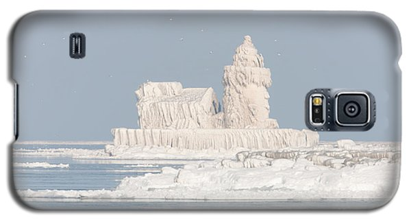 Cleveland Harbor West Pierhead Light II Galaxy S5 Case