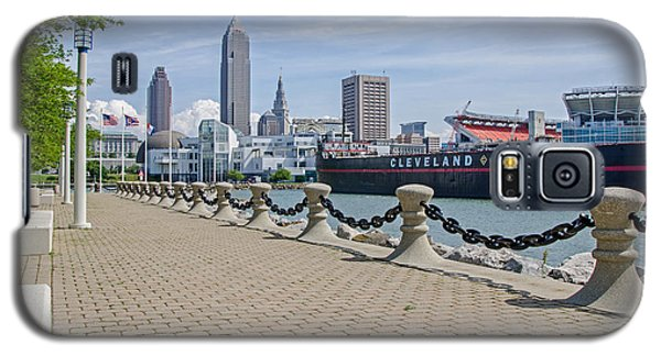 Cleveland Lake Front Galaxy S5 Case