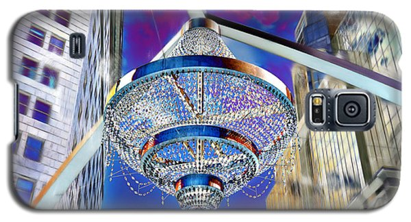 Cleveland Playhouse Square Outdoor Chandelier - 1 Galaxy S5 Case