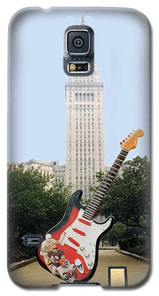 Cleveland Rocks Galaxy S5 Case