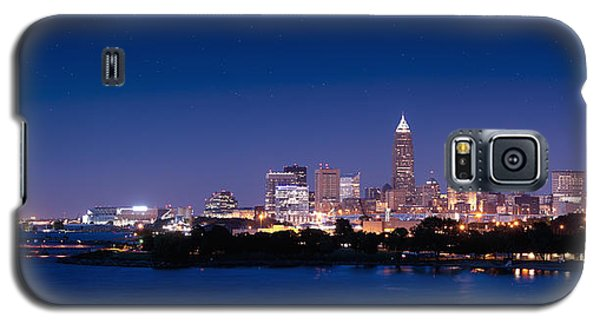 Cleveland Skyline Dusk Galaxy S5 Case