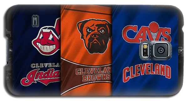 Cleveland Sports Teams Galaxy S5 Case by Joe Hamilton