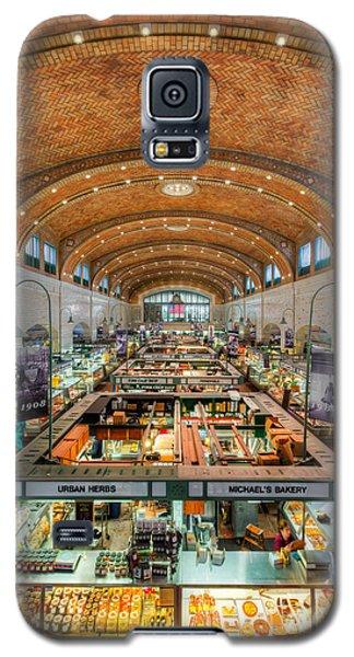 Cleveland West Side Market IIi Galaxy S5 Case