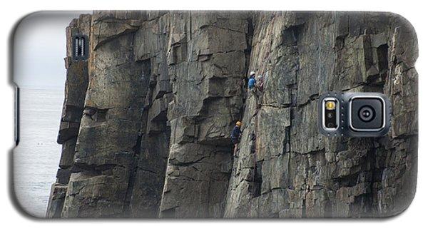 Cliff Climbers Galaxy S5 Case