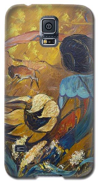 Cliff Dwellers Galaxy S5 Case by Avonelle Kelsey